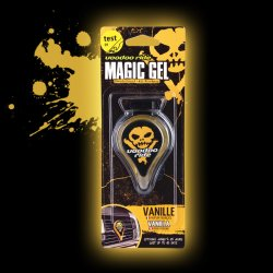 Voodoo Ride MAGIC GEL Vanilla 1 Stück