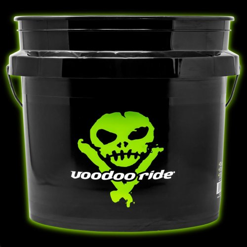 Voodoo Ride Bucket made by GritGuard - 3,5 GAL (ca 12L)